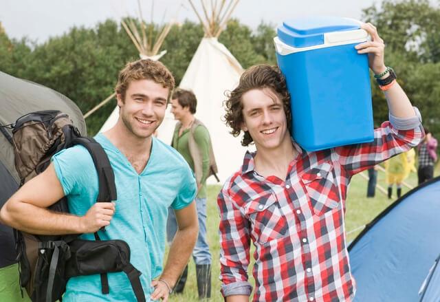 Drinks cooler camping road trip drive RF