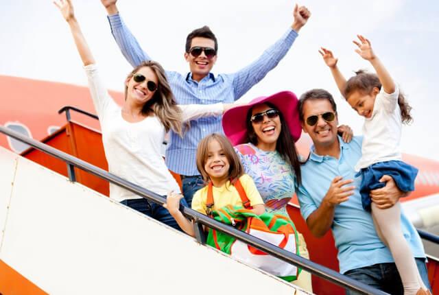 Family travel RF