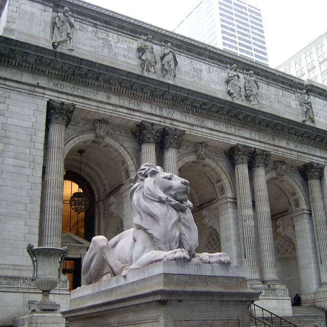 5 Incredible Facts About the Construction of the New York Public Library