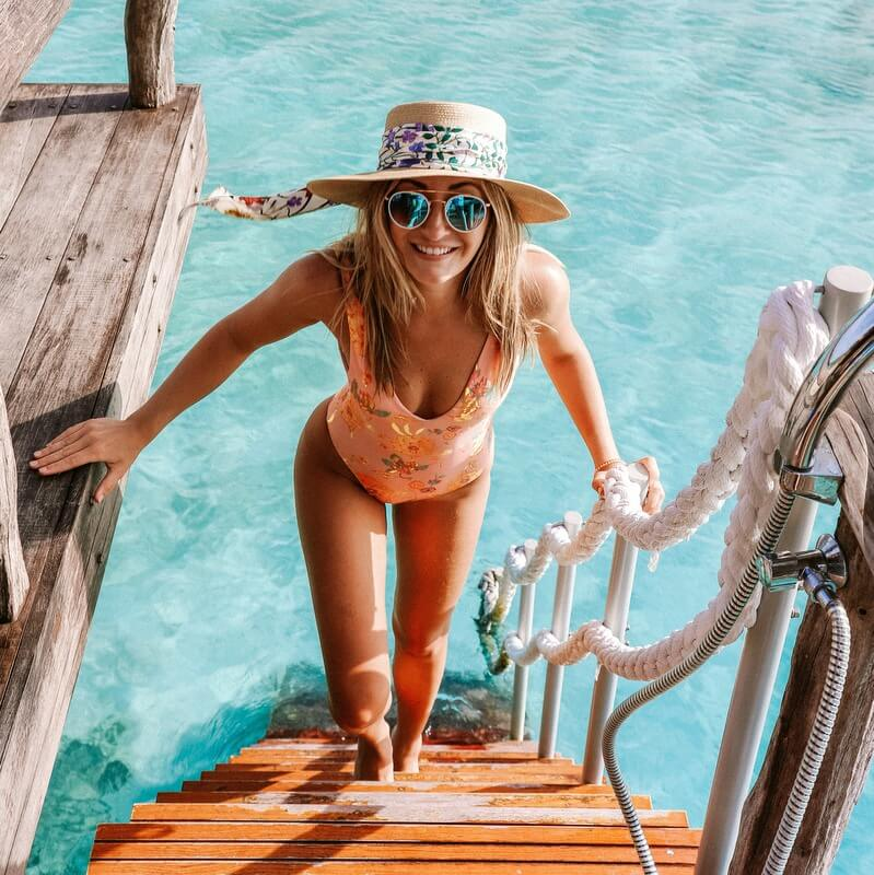 Summer Style Hack: Lose Your Tanlines Without Losing Your Swimsuit!