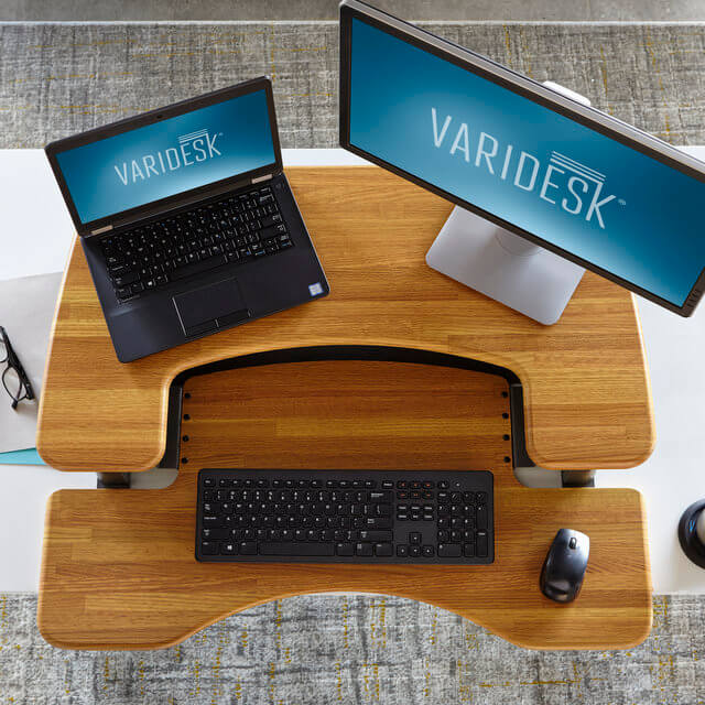 Travel Blogging Ruined My Posture: How the VARIDESK Saved My Back