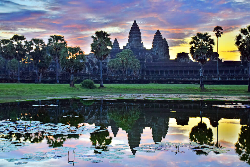 How to get to Siem Reap & Angkor Wat