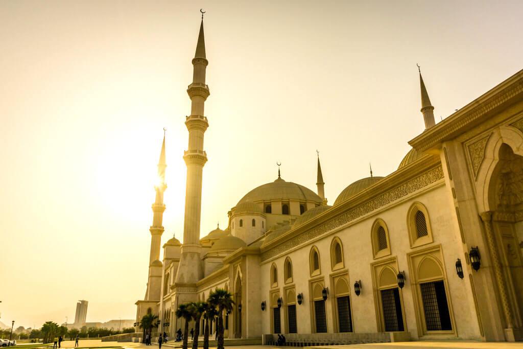 Fujairah Mosque UAE