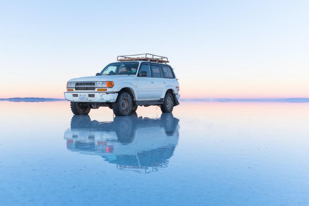 The Otherworldly Landscapes of Uyuni, Bolivia